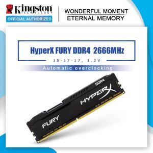 Memória Kingston HyperX 8GB 2666mhz - R$229
