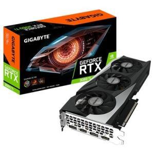 Placa de Vídeo Gigabyte NVIDIA GeForce RTX 3060 Ti, 8GB - R$3700