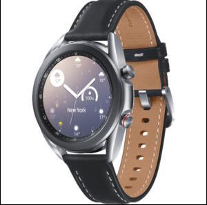 [12x] Smartwatch Samsung Galaxy Watch3 41mm - Prata | R$1781