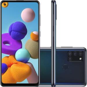 Smartphone Samsung Galaxy A21s 64GB | R$1169,10