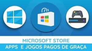 [Atualizado 21/12] Microsoft Store: Apps de graça para Windows
