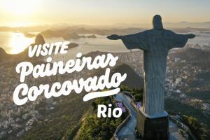Cristo Redentor - Bilhete Promo Rio - R$22