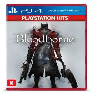 (APP + Selecionados) Jogo Bloodborne Hits - PS4 - R$24