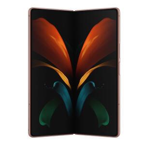 Samsung Galaxy Z Fold2 5G Mystic Bronze R$8999