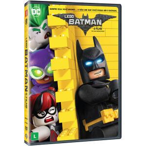 DVD Lego Batman O Filme | R$ 2