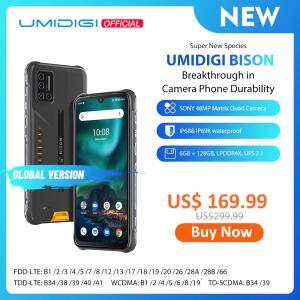 Smartphone Umidigi bison | R$877