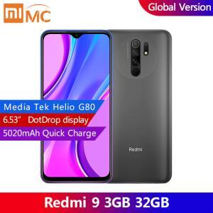 Smartphone Xiaomi Redmi 9 Global 3GB + 32GB | R$698