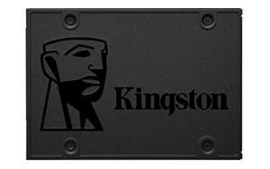SSD A400, Kingston, 240GB - SA400S37 / Cinza