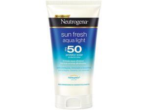 Protetor Solar Corporal Neutrogena FPS 50 - Sun Fresh Aqua Light 120ml | R$ 22