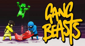 Gang Beasts - PS4 | R$52