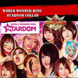 Fire Pro Wrestling World - World Wonder Ring Stardom Collab - PS4 | R$50