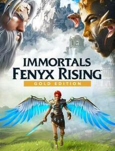 Immortals Fenyx Rising Gold Edition | R$ 278
