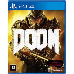 DOOM | PS4 | R$21