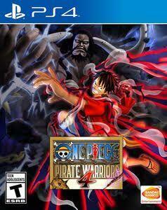 [PS4] Jogo One Piece: Pirate Warriors 4   R$ 125