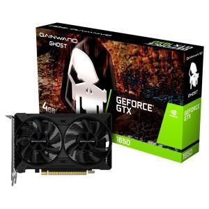 Placa de Vídeo Gainward NVIDIA GeForce GTX 1650 Ghost, 4GB, GDDR6