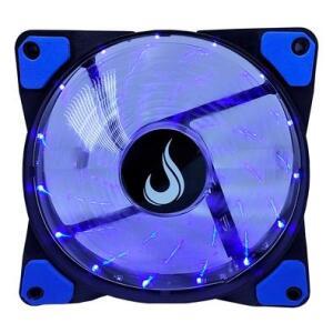 Cooler FAN Rise Mode Wind W1, 120mm, LED Azul - RM-WN-01-BB - R$15