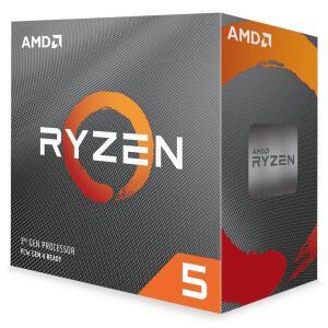 Processador AMD Ryzen 5 3600XT 3.8ghz (4.5ghz Turbo), 6-cores 12-threads, Cooler Wraith Spire, AM4, S/ Video, 100-100000281BO