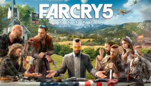 Far Cry 5 l Epic Games R$45