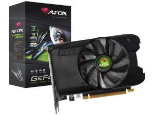 Placa de Vídeo Afox GeForce GTX1050 Ti 4GB GDDR5 - 128 bits AF1050TI   R$ 899