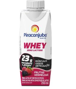 Piracanjuba Whey Zero Lactose Pronto | R$2