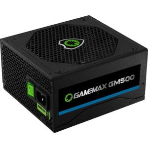 [AME R$ 299] Gamemax Gm500 Preta 80 Plus Bronze   R$ 308