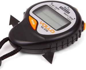 Vollo Sports Cronometro com 10 Memorias, Preto | R$ 59