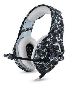 Headset Gamer Fone Profissional - R$155