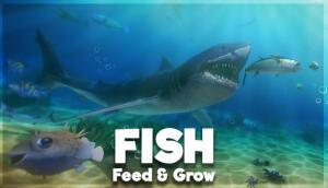Feed and Grow Fish - R$18,75
