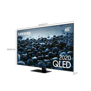 "Samsung Smart TV 65"" QLED 4K 65Q80T 65Q80TA Q80T Q80TA | R$ 8.949,99"
