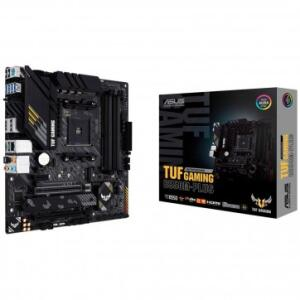 Placa Mãe Asus TUF GAMING B550M-PLUS AM4 mATX DDR4 HDMI | R$968