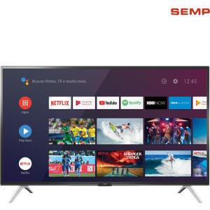 "[AME] TV Led 43"" Semp 43s5300 Bluetooth | R$1456"
