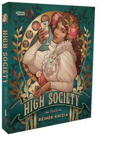 Board game High Society | R$75