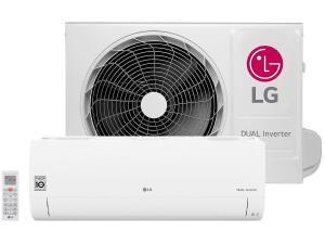 Ar Condicionado Split LG 12.000 BTU Dual Inverter Voice Quente/Frio 220v