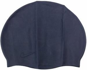 Touca de Natação Solid Silicone 440 Azul Nike - R$24