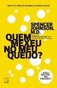 [Livro] Quem mexeu no meu queijo? (Português) R$20