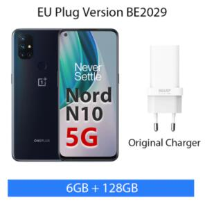 Smartphone Oneplus Nord N10 6GB 128GB - Versão Global | R$1.545