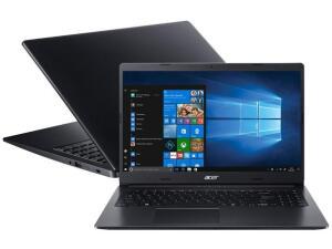 Notebook Acer Aspire 3 Ryzen 5 8Gb RAM SSD 256GB | R$3.039