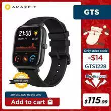 AMAZFIT GTS VERSÃO GLOBAL | R$598