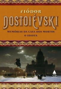Box - Fiódor Dostoiévski: Memórias da casa dos mortos e O idiota | R$80