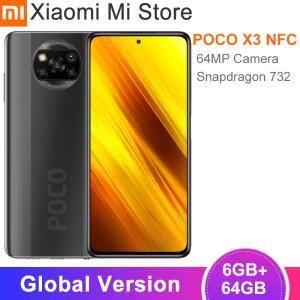 XIAOMI POCO X3 NFC | R$1.212