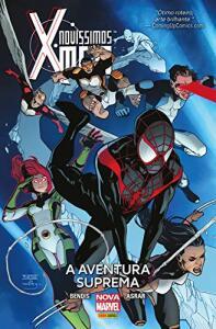 Novíssimos X-Men. A Aventura Suprema | R$25