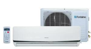 (CC SHOPTIME) Ar condicionado Fontaine Inverter 12 mil btus | R$1.504