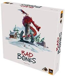Bad Bones Galápagos Jogos | R$176