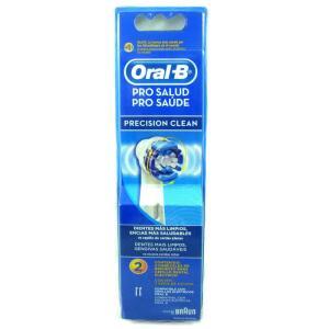 Refil para Escova de Dente Oral-B Elétrica Precision Clean - 4 unidades R$44