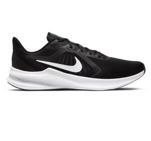 Tênis Nike Downshifter 10 Masculino - Preto e Branco | R$200