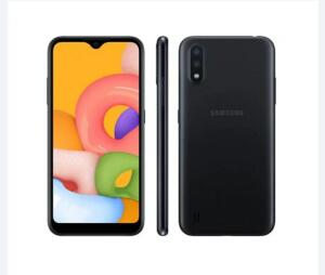 Smartphone Galaxy A01 32GB 4G Octa-Core 2GB RAM | R$659