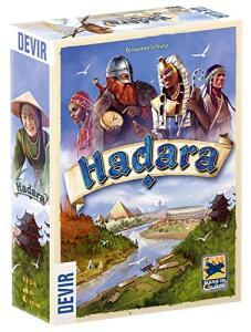 Jogo de Tabuleiro Hadara, Devir | R$230