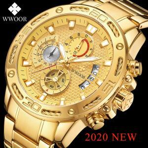 Relógio Wwoor 2020 | R$108