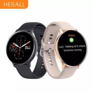 Smartwatch Herall 2020 ECG   R$157