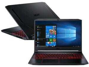 (Cliente Ouro + Cupom + À vista) Notebook Gamer Acer Nitro 5 Intel Core i5 16GB - 512GBSSD Tela 144hz | R$5.675